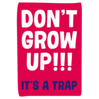 Don't Grow Up Funny Birthday Card