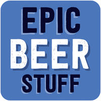Epic Beer Stuff Funny Coaster