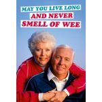 Smell Of Wee Fridge Magnet Funny